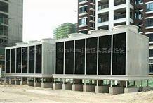 冷却塔重量轻、体积小、占地少、美观耐用