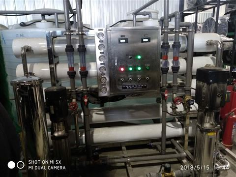 湖北反渗透纯水设备