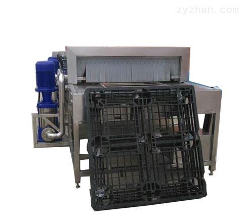 DRT自动塑料电子托盘清洗干燥机器设备