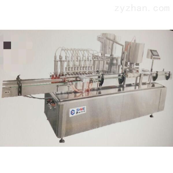 M5308E液体灌装封口机