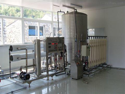 贵州10吨洗涤行业软化水设备