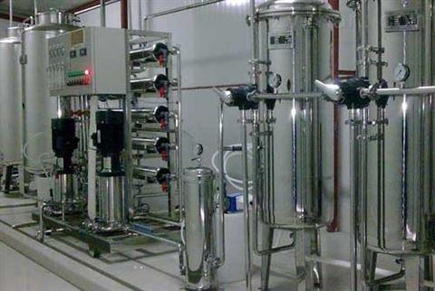 水厂软化水处理设备