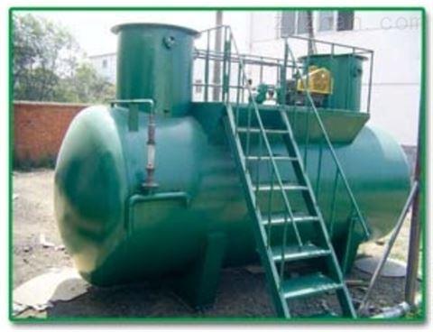 甘肃一体化污水处理设备合理利用自然资源