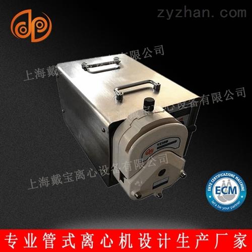 WS-600型管式离心机专用蠕动泵