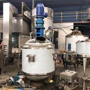 不锈钢反应釜500l电加热均质乳化搅拌釜