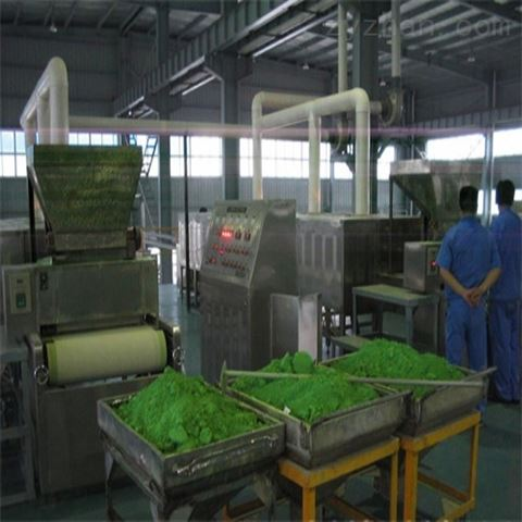 科尔新品微硅粉微波干燥烘干设备
