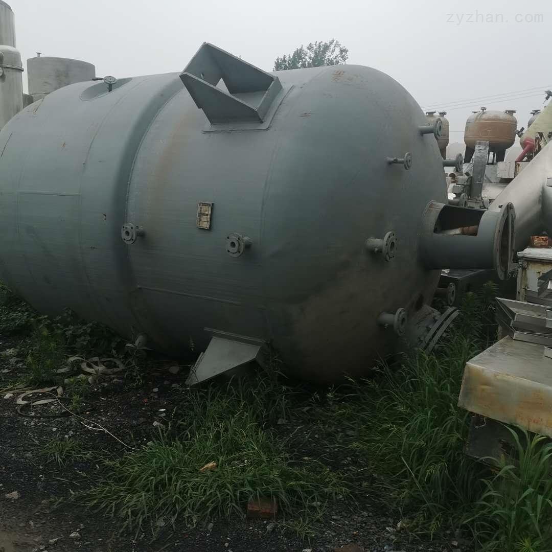 二手20吨高压反应釜