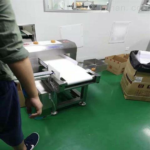 上海来达金属检测机,重量检测一体机