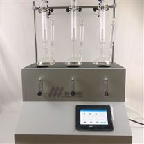 食品二氧化硫蒸餾儀CYSO2-6全自動蒸餾裝置