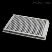 384孔黑色/白色 40μl 全裙边PCR板