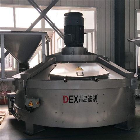 概述:轮碾搅拌机在炮泥搅拌设备中的特殊性