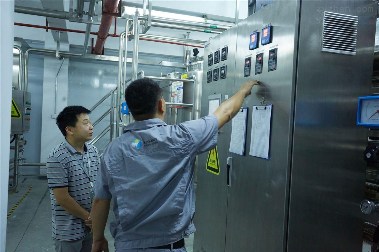 净得瑞纯化水系统操作教程