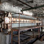 回收闲置设备隔膜压滤机多台