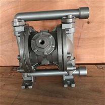 铝合金四氟气动隔膜泵