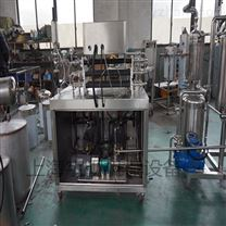 实验型板式超高温杀菌机