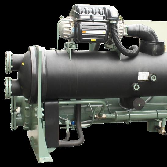 水冷磁悬浮冷水机