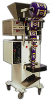 CX-30型 称重式颗粒包装机