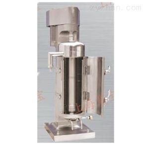 立式液液固分离管式离心机