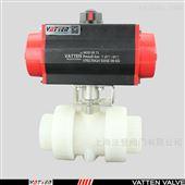 VT2DEU73GM耐腐蚀由令两通气动球阀