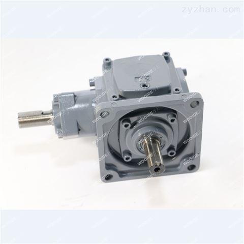 T8-3:1-1-D-O-B3变速齿轮箱