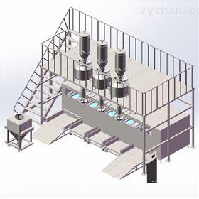 自动配料系统
