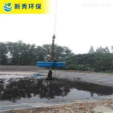 FQXB15潜水离心曝气机浮筒式现货供应
