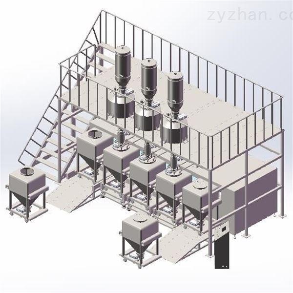 密闭输送系统