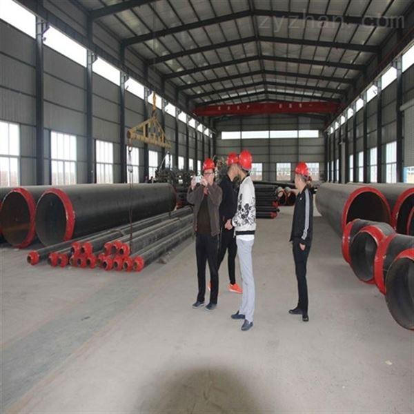 dn300聚氨酯地埋式供暖发泡保温管销售
