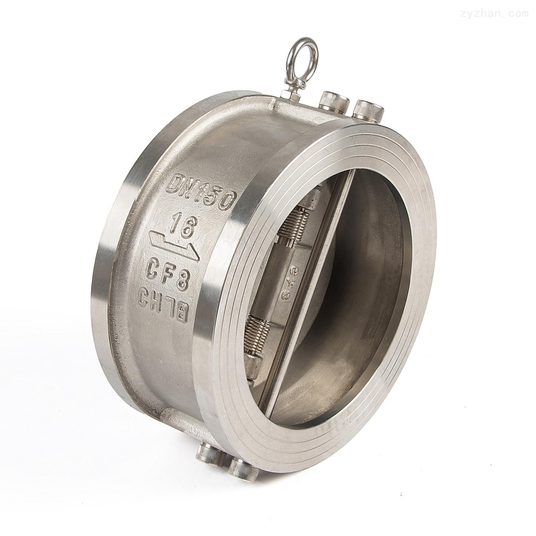 法登-不锈钢对夹式止回阀解析