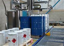 AKH-G1000-25-TX棧板式定量稱重灌裝機噸桶200L混用
