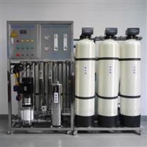 二级反渗透纯水设备主要优点?
