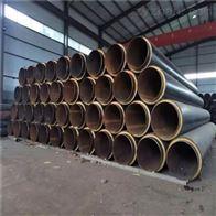 426*8耐腐蚀钢套钢蒸汽输送保温管道
