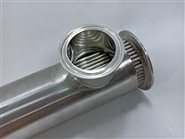 毛细管双管板换热器