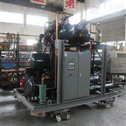 二氯甲烷复叠式冷水机组