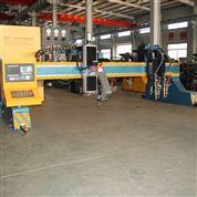 钢结构压力容器封头切割机 管板一体机