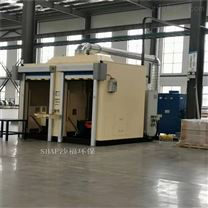自動焊接機器人工作站除塵站