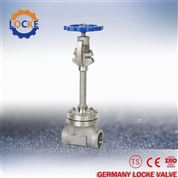 進口低溫長軸截止閥使用效果比較-德國洛克