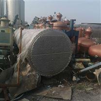二手60平方钛材列管式冷凝器