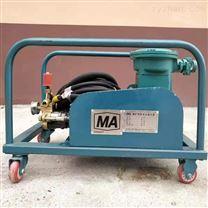 灵石BH-40/2.5型防灭火阻化多用泵使用技巧
