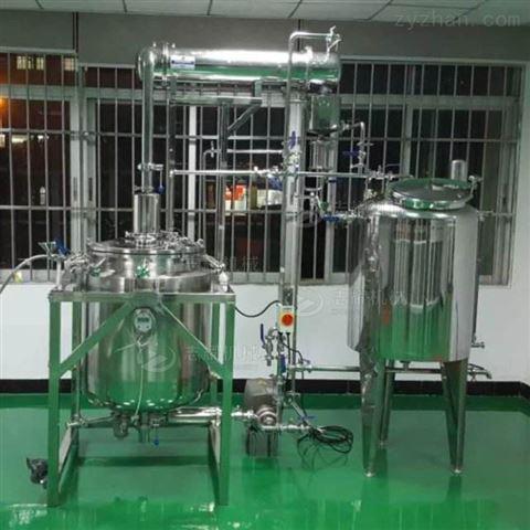 艾草精油萃取设备