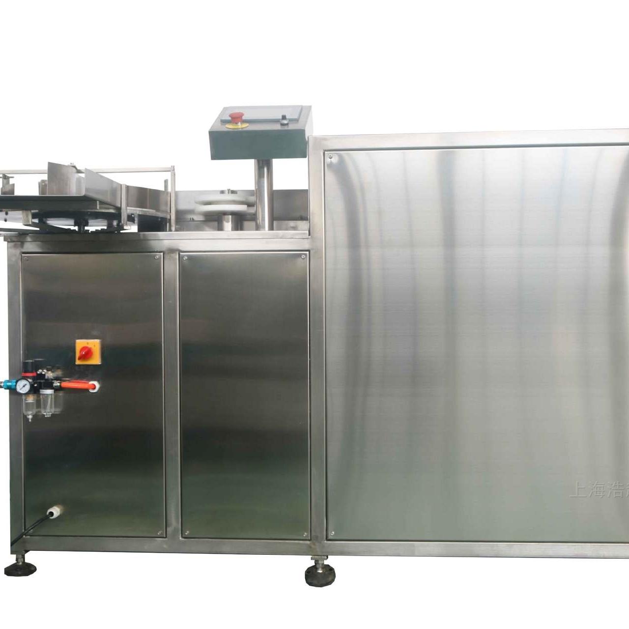 超声波装置自动洗瓶机