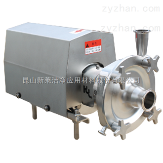 BioClean Pumps超卫生高效离心泵