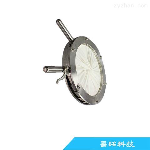 卫生级光圈隔膜阀