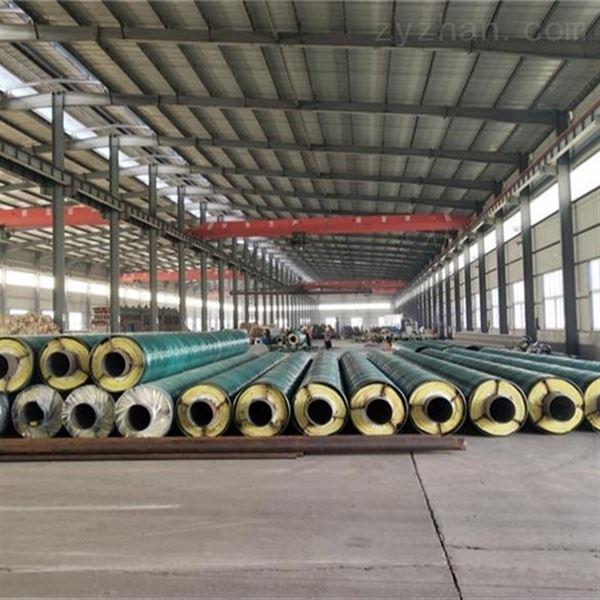 长安区高密度聚乙烯热力直埋式保温管