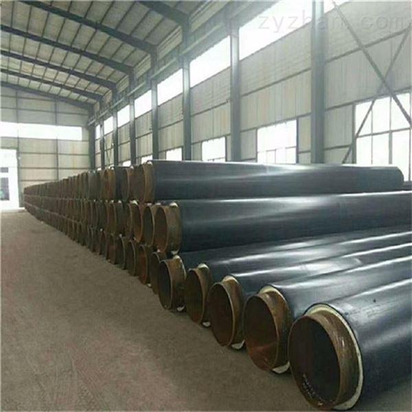 DN600聚氨酯预制直埋式供水保温管道