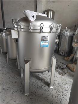 上海申劢供应多袋式大流量过滤器