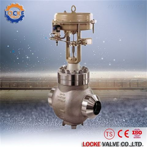 进口气动高温调节阀选德国洛克专业生产