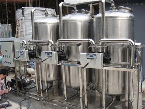 软水机软水器钠离子交换器锅炉净水设备