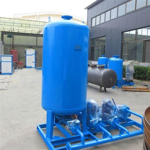 新乡囊式定压补水装置