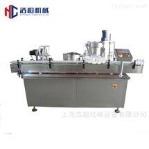 HCGX-100/1000型液体灌装生产线符合GMP规范